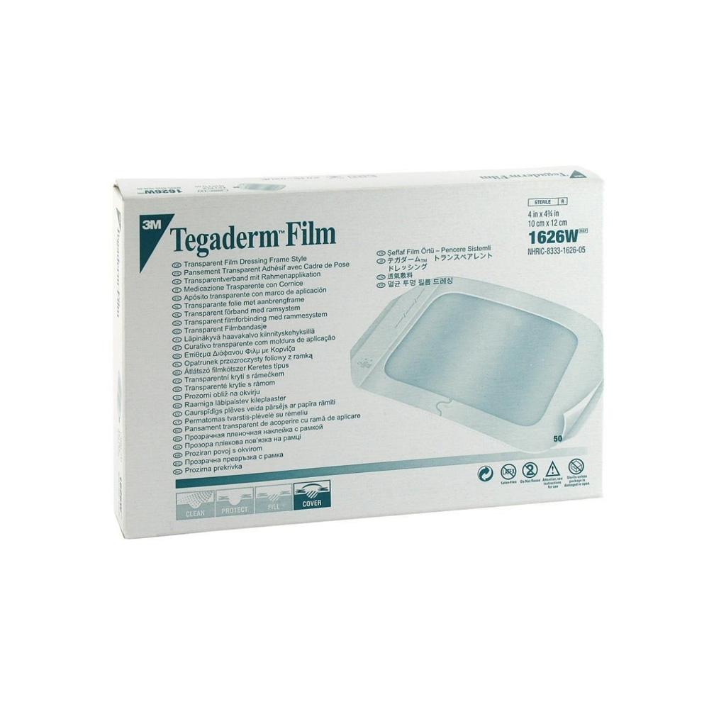 3M Tegaderm Transparent Film 1626w