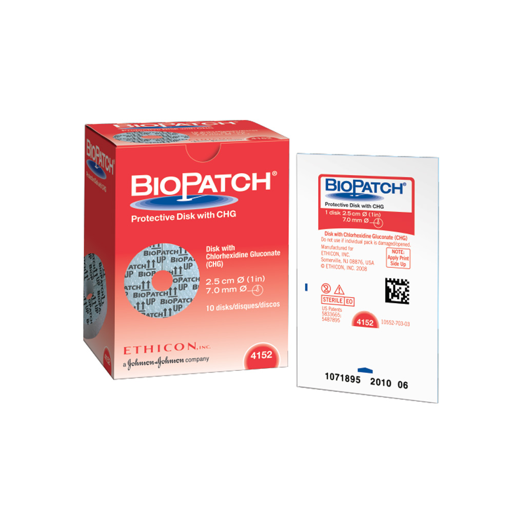 BIOPATCH® Protective Disk with CHG - 4152