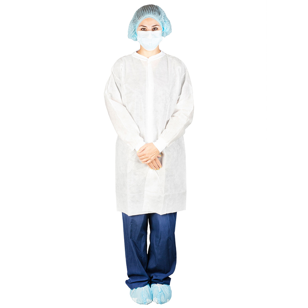 Dukal Lab Coat without Pockets