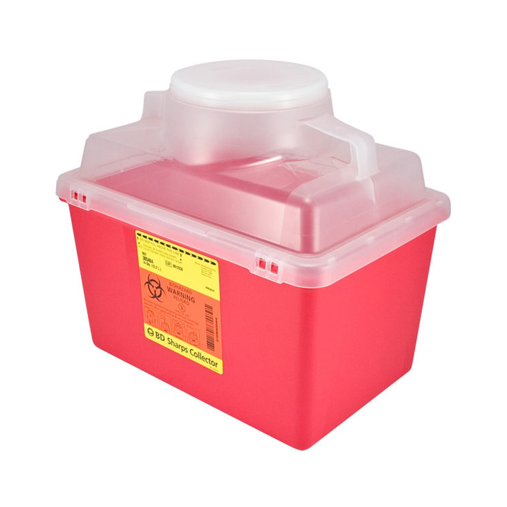 BD Stackable Sharps Container