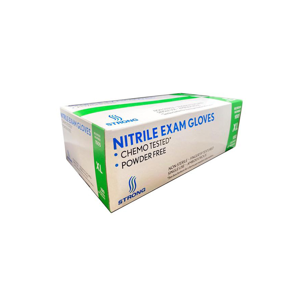 STRONG Nitrile Exam Gloves